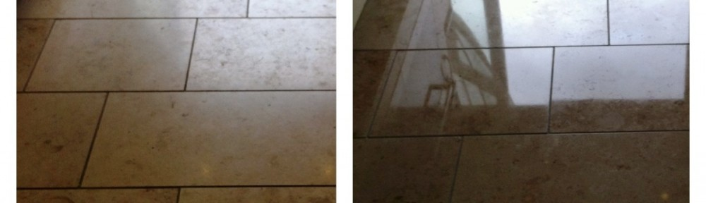 Limestone Floor Tiles Polished